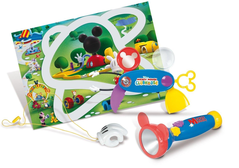 Clubhouse Mickey Adventure Set - IMC Toys