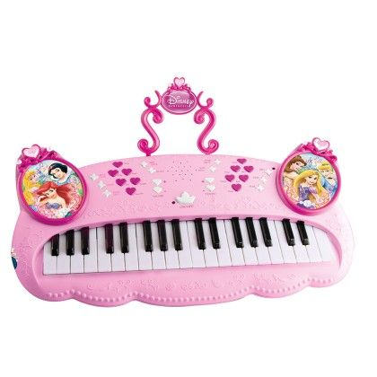 Disney Princess Keyboard Tryme - IMC Toys