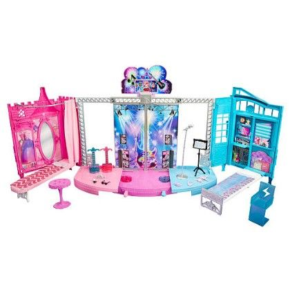 Barbie Rock And Royal Stage - Mattel