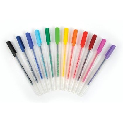 Color Luxe Gel Pens Set - International Arrivals