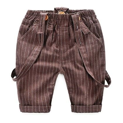 Trendy And Cute Summer Shorts For Boys  - Stone Print - Mauve Collection