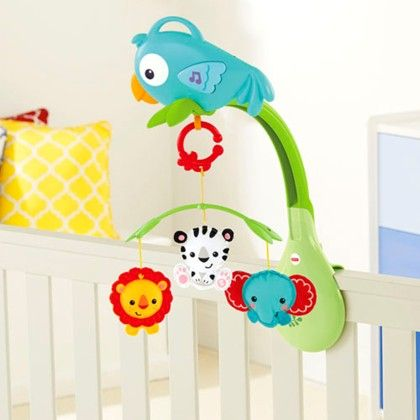 3-in-1 Musical Mobile - Fisher Price