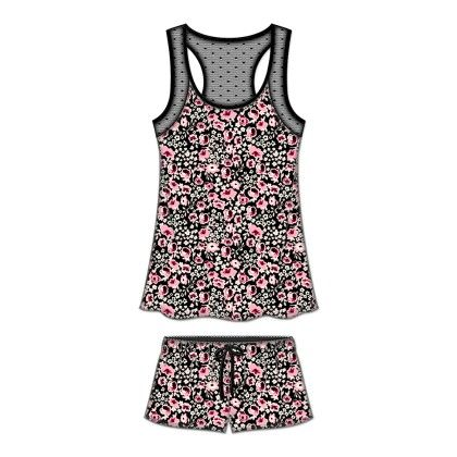 Dainty Floral Short Set - Rene Rofe