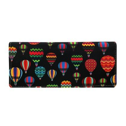 Up In The Air Ladies Wallet - The Elephant Company
