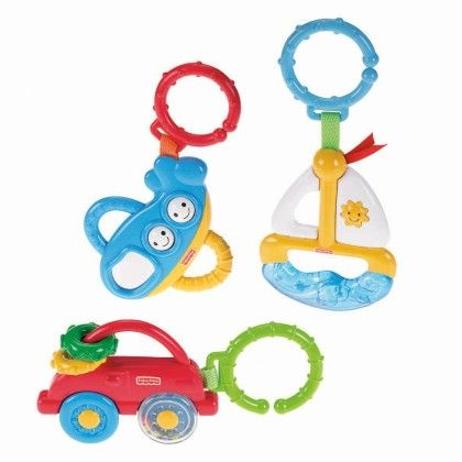 On The Go Gift Set - Fisher Price