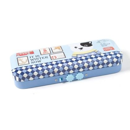 Pencil Box (blue) - It's All About Me