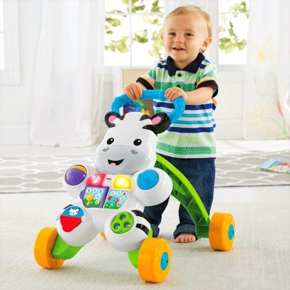 Learn With Me Zebra Walker - Fisher Price
