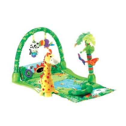 Rainforest Musical Gym - Fisher Price