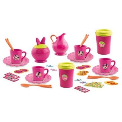 Minnie Coffee Set - IMC Toys