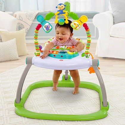 Super Saver Jumperoo Rainforest - Fisher Price