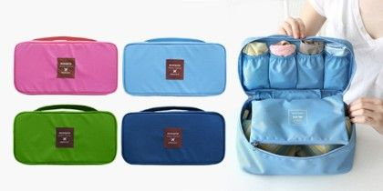 Undergarment  Pouch Assorted - Only One - Total Gift Solutions