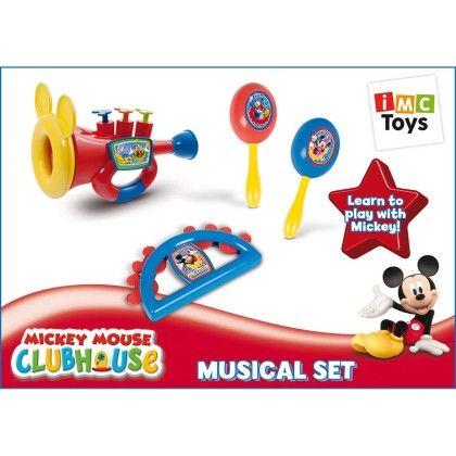 Clubhouse Mickey Orquestra - IMC Toys