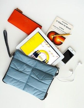 Gadget Pouch Organizer Assorted 1 Unit - Total Gift Solutions
