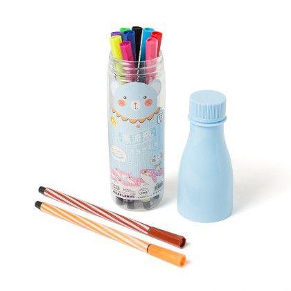 Blue 12 Pcs Water Pen - Sale Zone