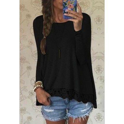 Black Color Vest Top - STUPA FASHION