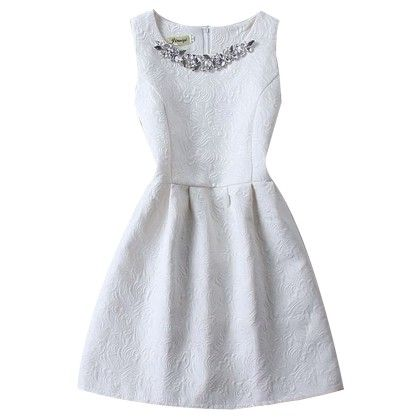 Slim Thin Vest Dress Women Mini Tutu Summer - White - STUPA FASHION