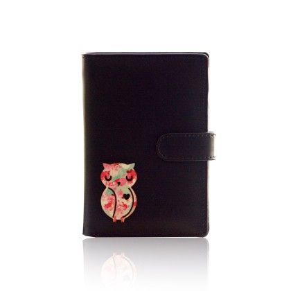 Wise Owl Navy Blue Wallet - Fizza
