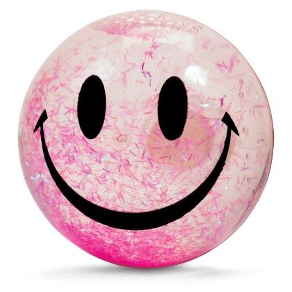 Smiler Glitter Ball - Tobar