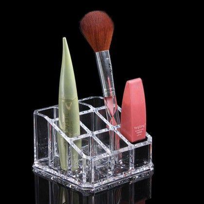 Acrylic Lipstick & Nail Polish Organizer - Total Gift Solutions