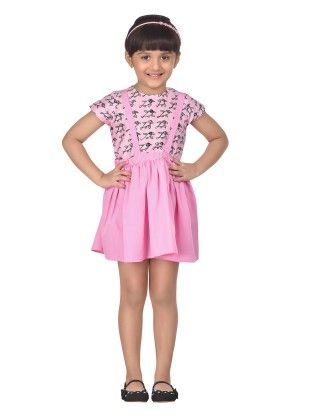 Twinkle Birdy Suspender Skirt With Top - Masaba For Magic Fairy