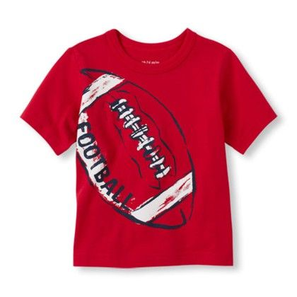 Toddler Boys Short Sleeve Active Sport Ball Graphic Tee - The Children's Place