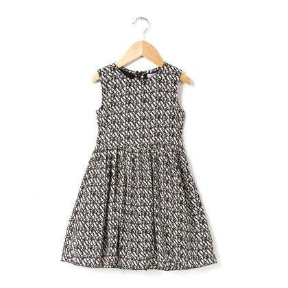 Black Satin Body Net Skirt Dress - VIA ITALIA