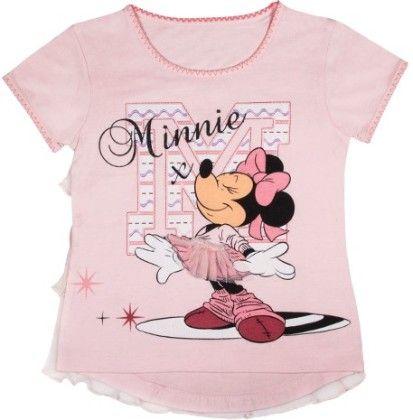 Minnie Candy Pink Tee - Mickey & Friends