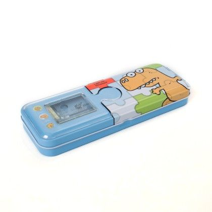 Dinosaur Pencil Box (blue) - It's All About Me