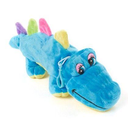 Croc Soft Pencil Pouches (blue) - It's All About Me