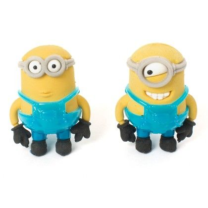 Minion Eraser (set Of 2) - It's All About Me