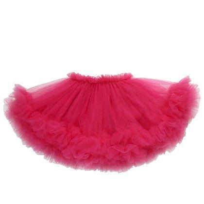 Pink Ruffled Tutu Skirt - Isabella By Princess