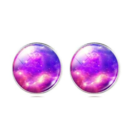 The Japanese Cherry Stud Earring - The Purple Present