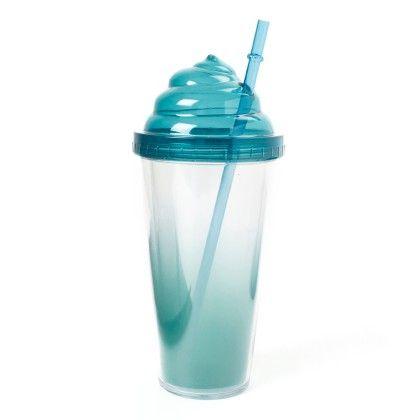 Icecream Shape Swirl Jars (blue) - It's All About Me