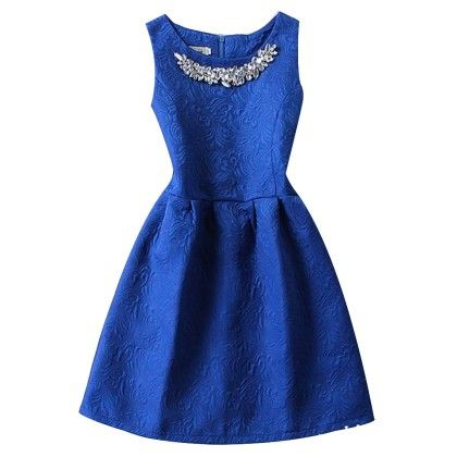 Slim Thin Vest Dress Women Mini Tutu Summer - Blue - STUPA FASHION