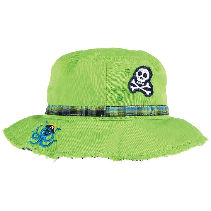 b2d360c7d5e Hopscotch - Stephen Joseph - Bucket Hat Octopus Or Pirate