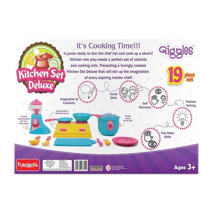 Buy Kitchen Set Deluxe Online 699 Hopscotch