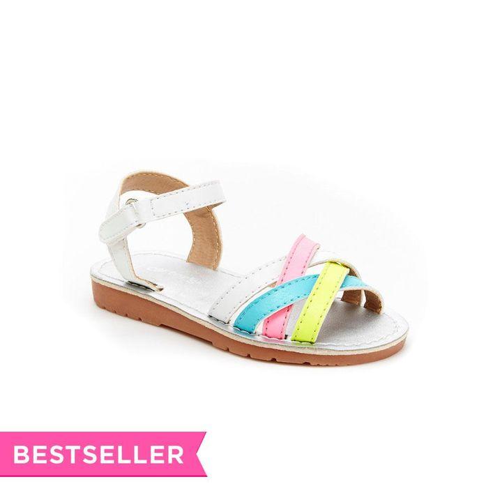 4580733f6b4d6 Multicolor Sandals - Multi