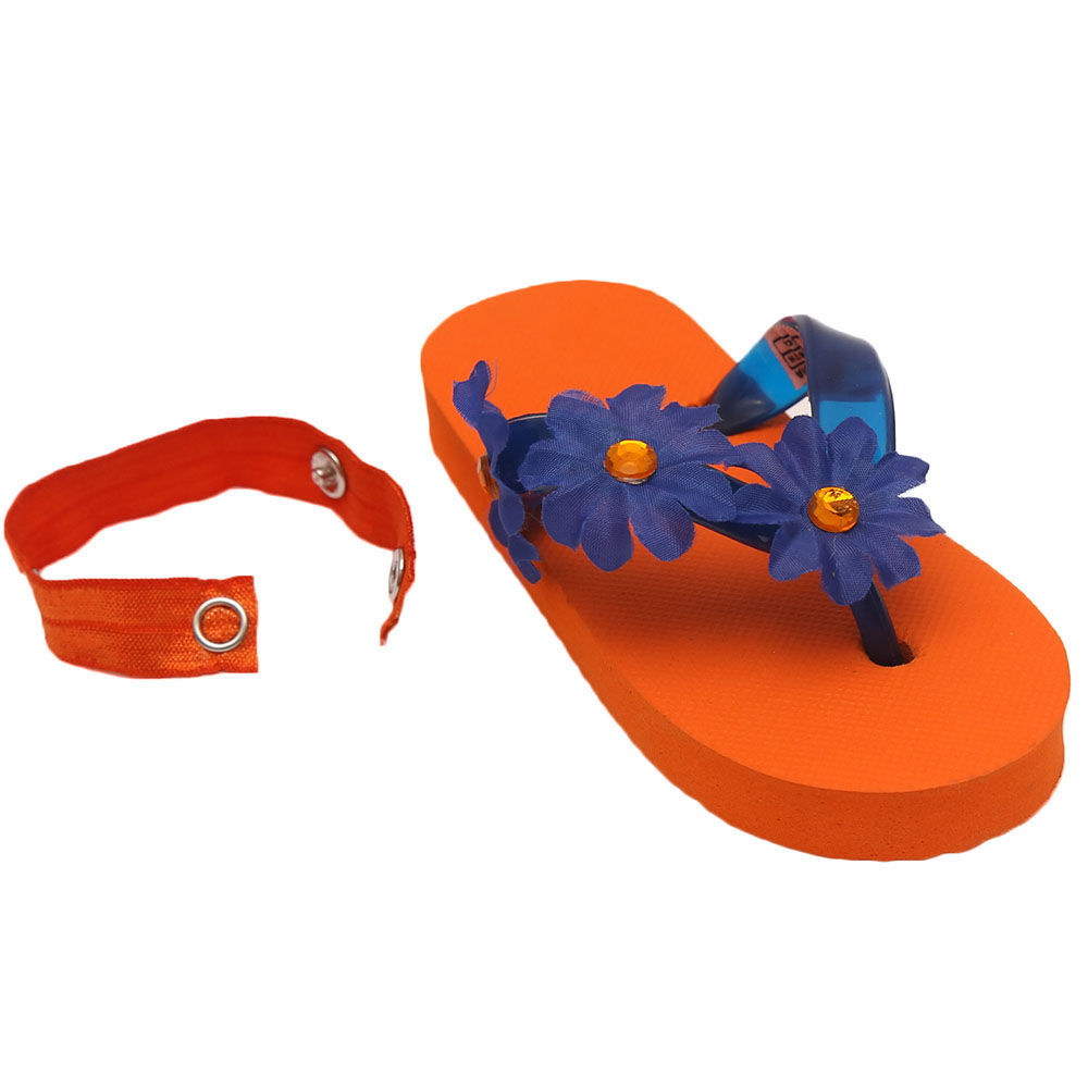 7fe1be225d35 Hopscotch - Dchica - Funky Casual Wear Flip Flops With ...