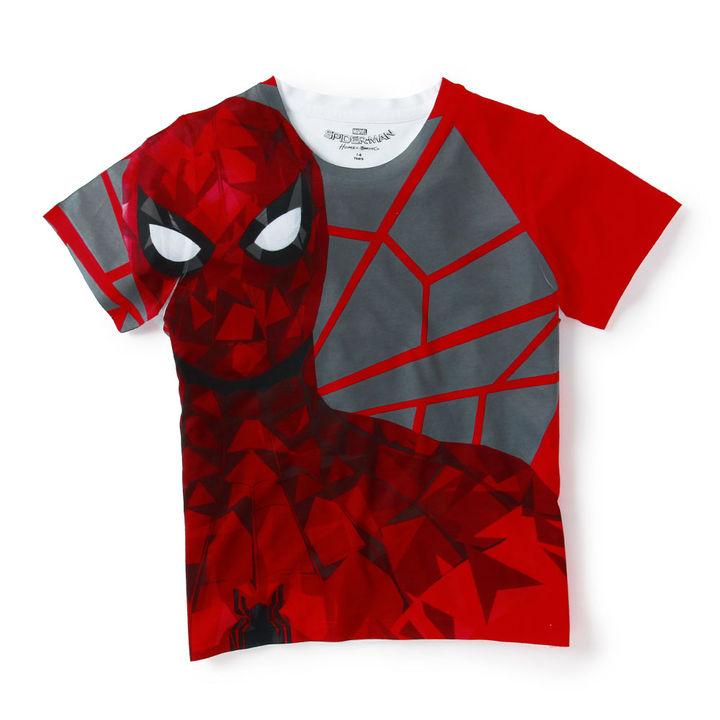 1f210c787 Hopscotch - Crossroads - Spider Man Print T-Shirt - Red