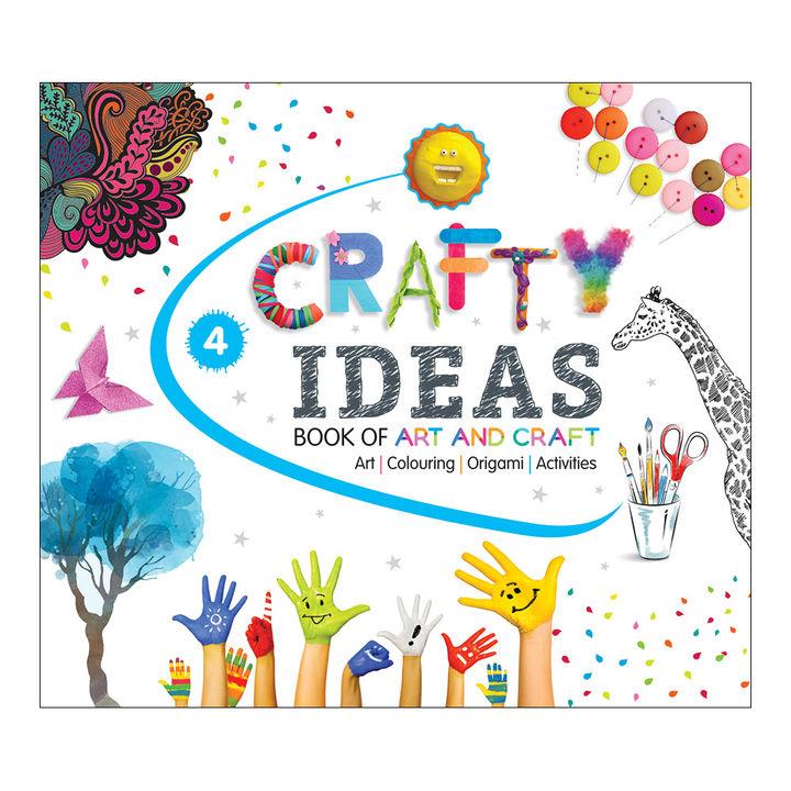 Hopscotch Future Books Crafty Ideas Book Of Art And Craft Part 4