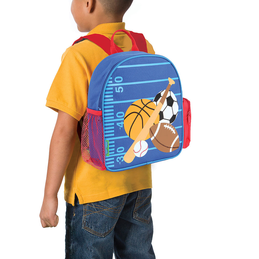 13e0afecd88a Hopscotch - Stephen Joseph - Mini Sidekick Backpack Sports