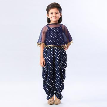 b269db82501 Hopscotch - The KidShop - Playful Butterflies Print Jumpsuit