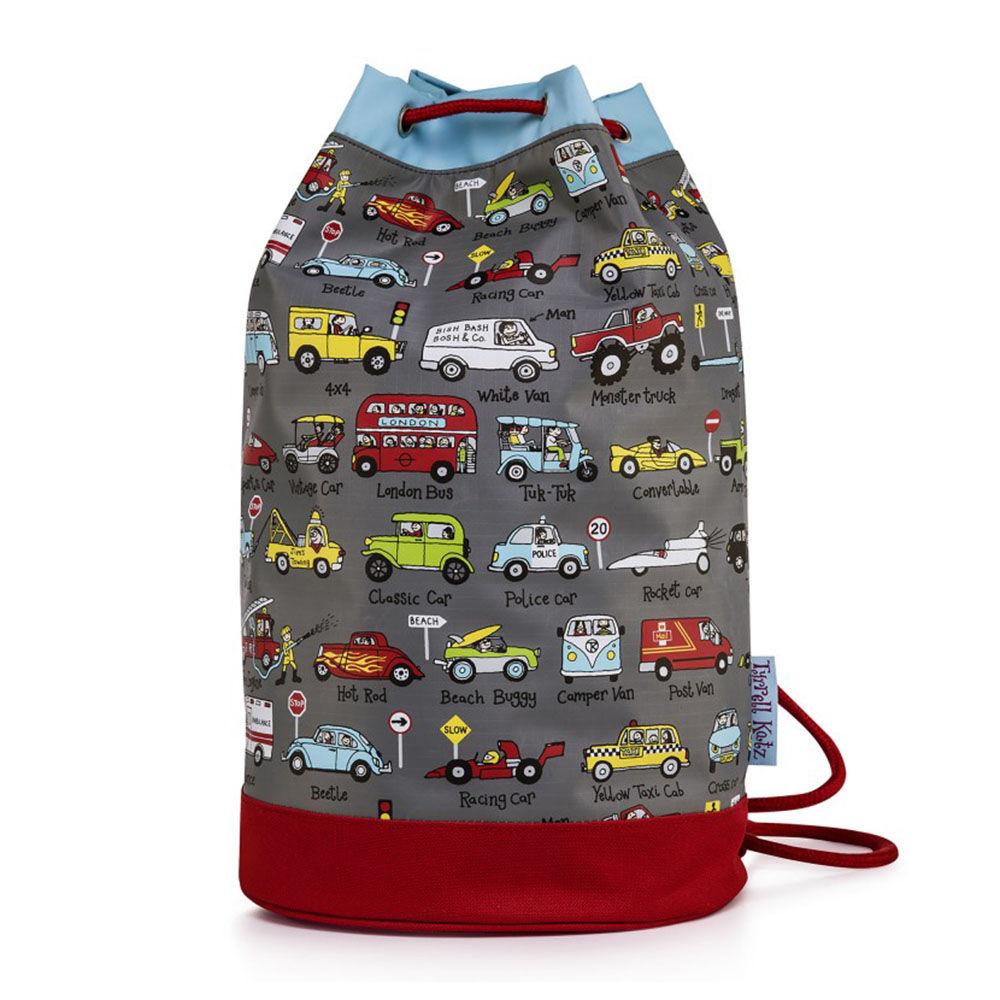 c80bb44ca78f Hopscotch - Tyrrel Katz - Cars Duffle Bag