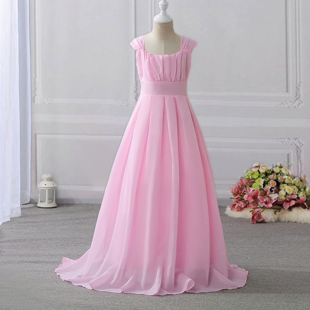 Hopscotch - Si Rosa - Beautiful Pink Sleeveless Party Gown