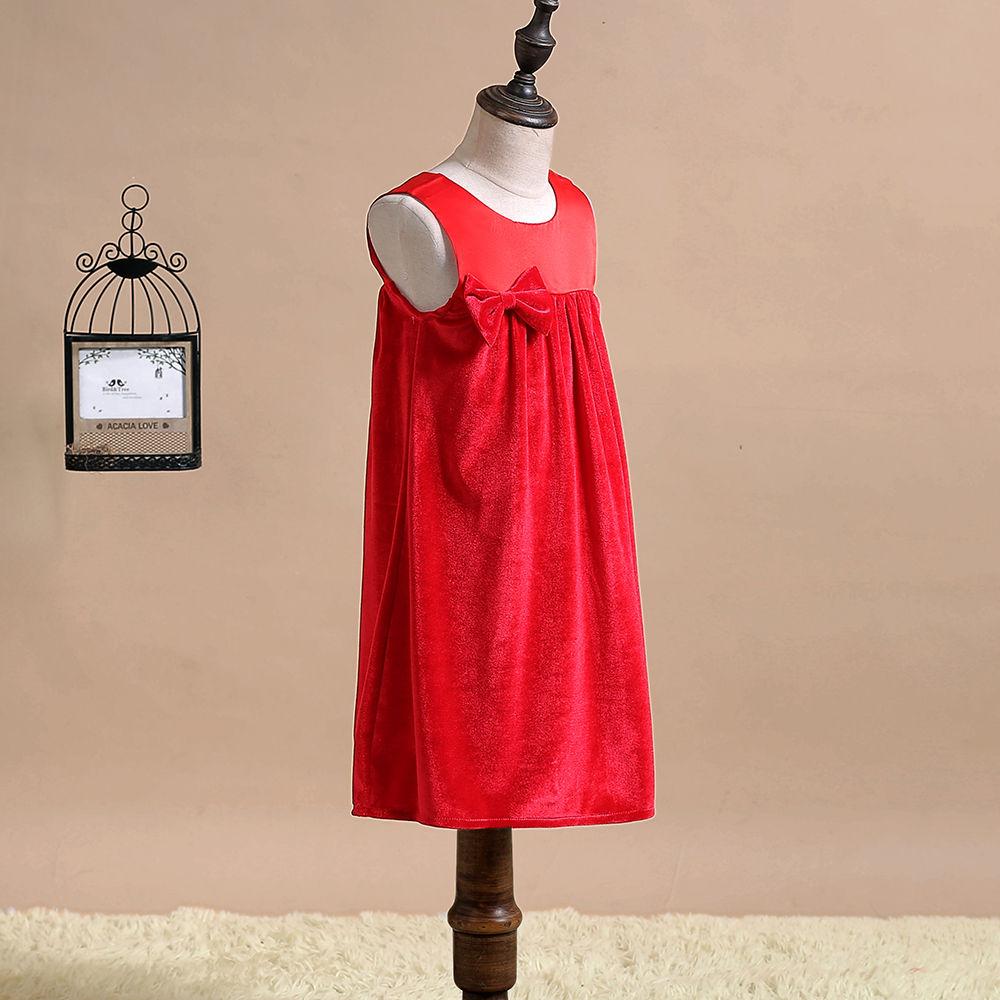 Hopscotch - Si Rosa - Beautiful Red Sleeveless Dress