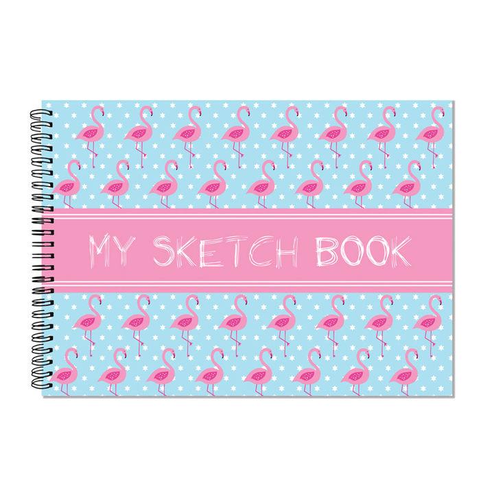 Sketchbook - Flamingo