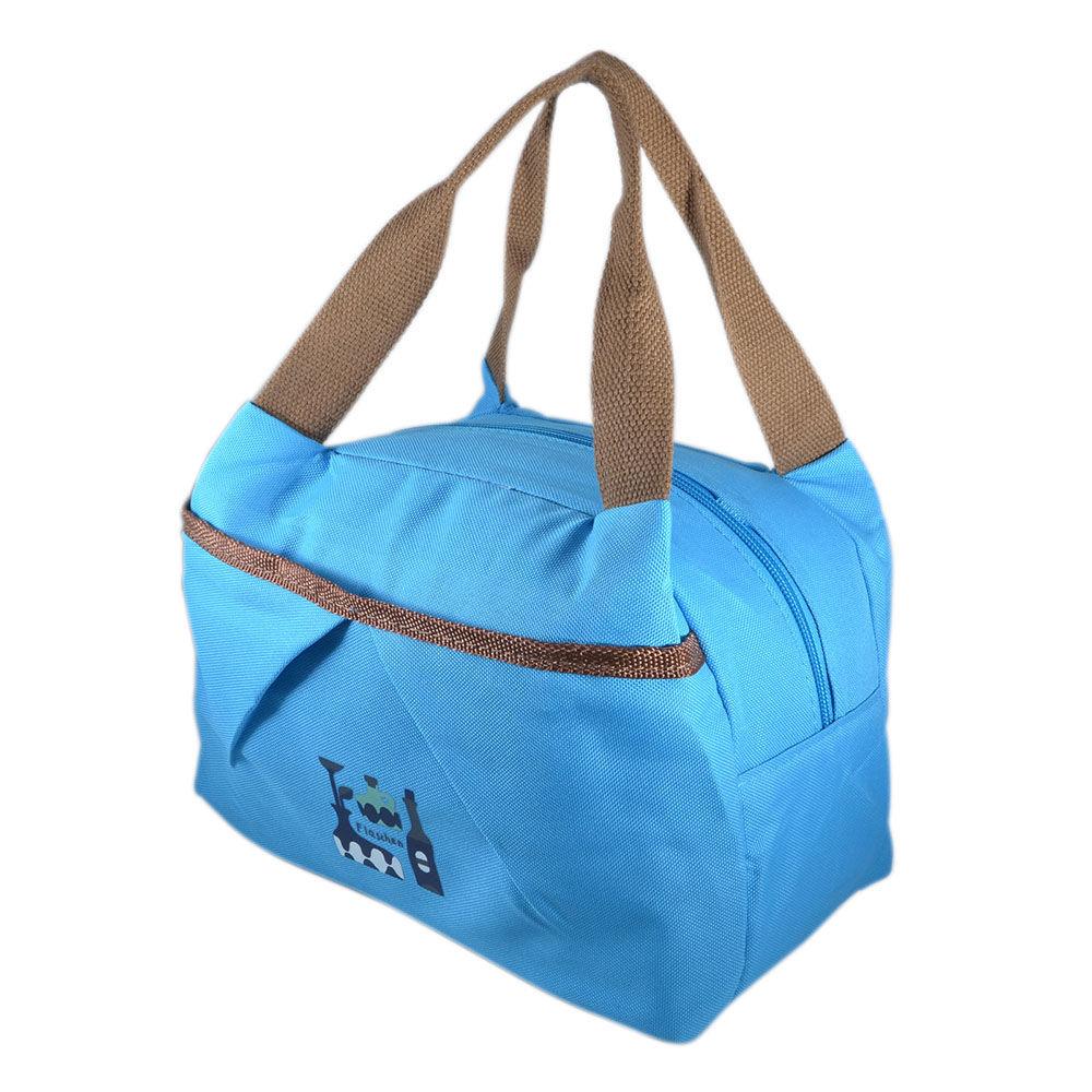 Hopscotch - INSTABUYZ - Leak-Proof and BPA Free Lunch Bag Sky Blue 3ab95f58120c