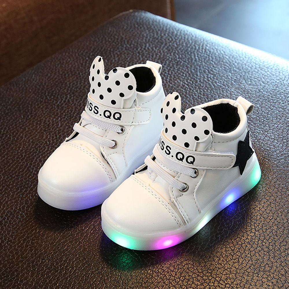 similar led shoes