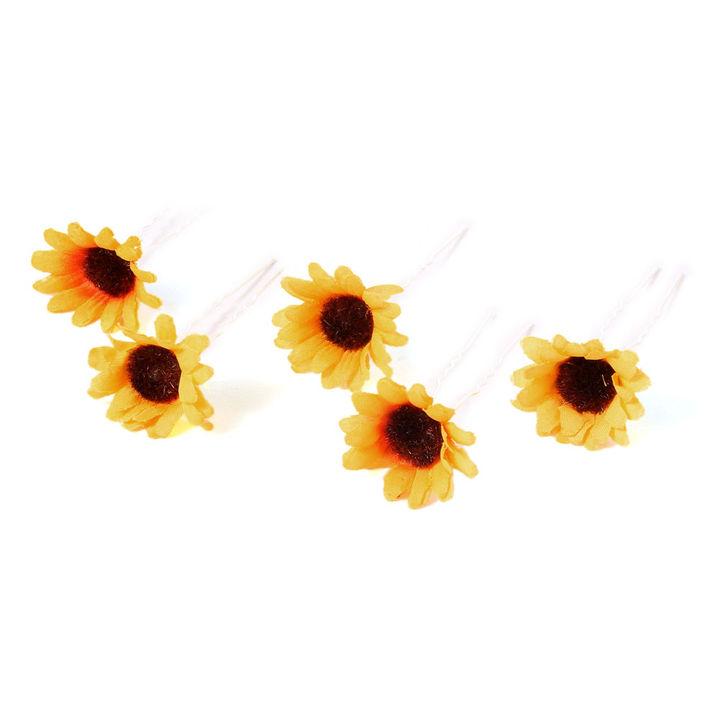 5c435c8605dc2 Sunflower Hair Pin