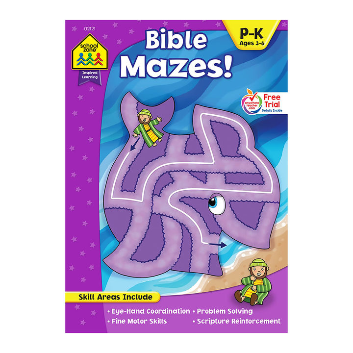Bible Mazes Playsets